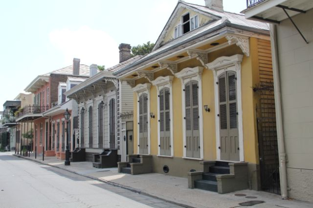 Walking the Vieux Carre